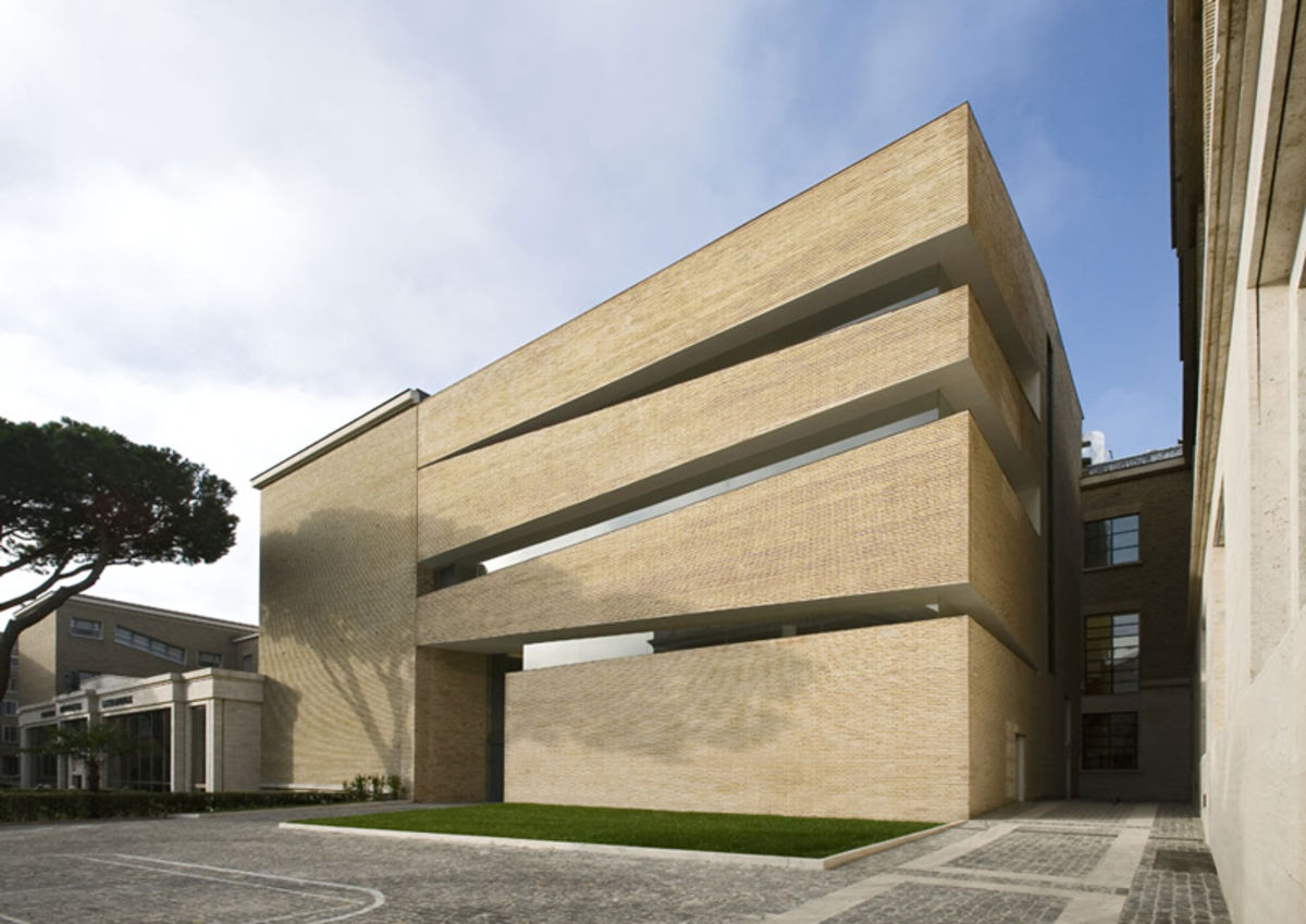 Siti Di Architetti Italiani king roselli architetti, santi caleca · biblioteca pio ix