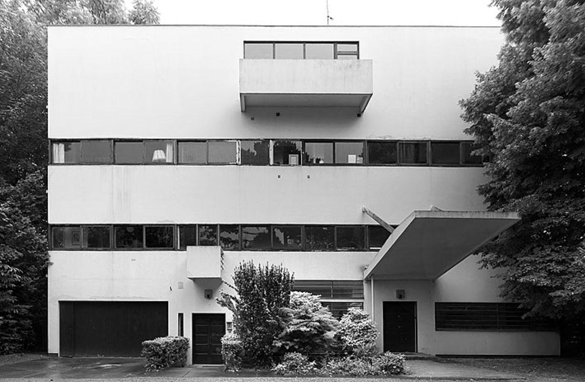 LE CORBUSIER, Cemal Emden · Villa Stein · Divisare