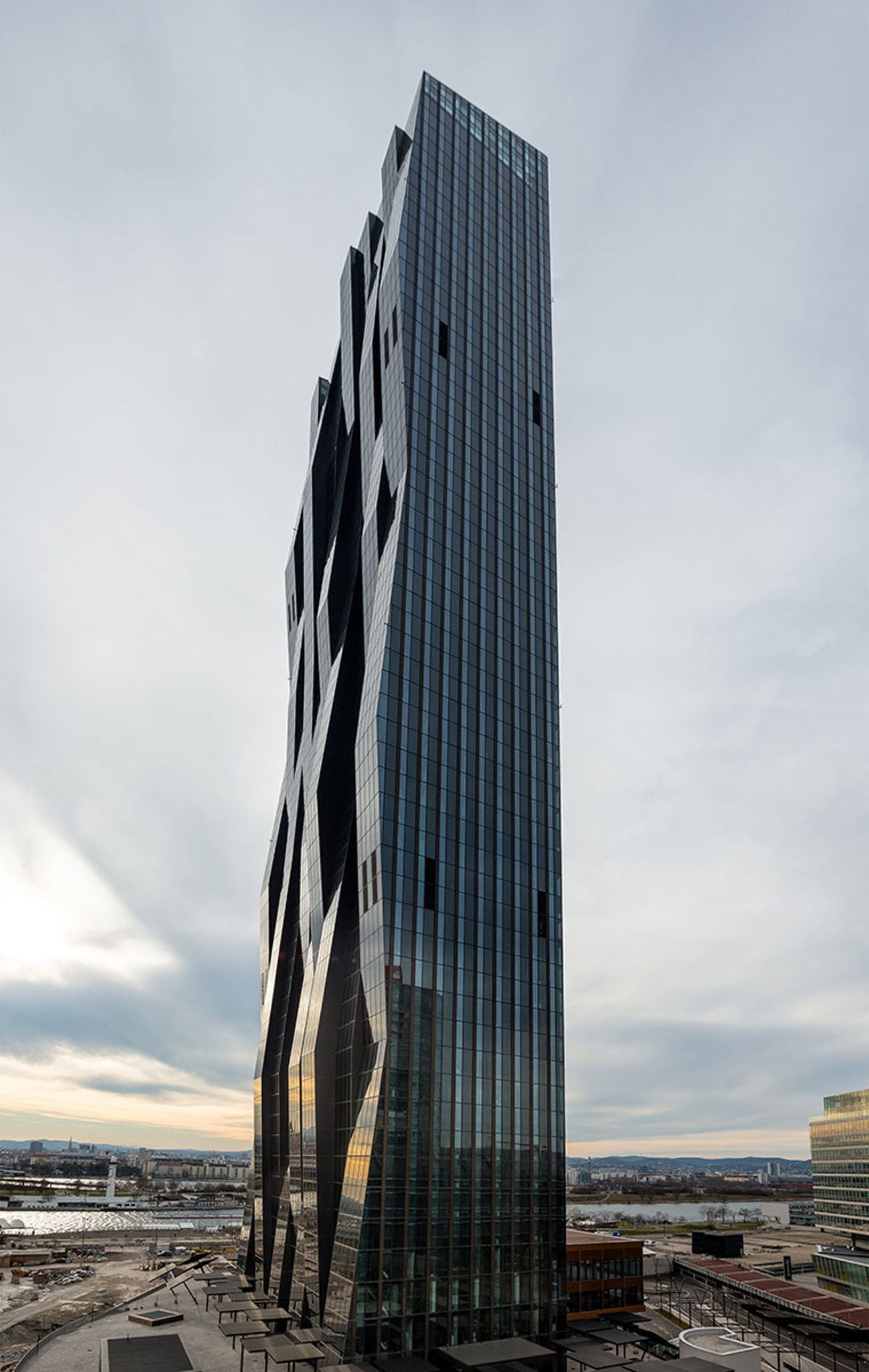 Dominique Perrault Architecture 183 Dc Tower I 183 Divisare