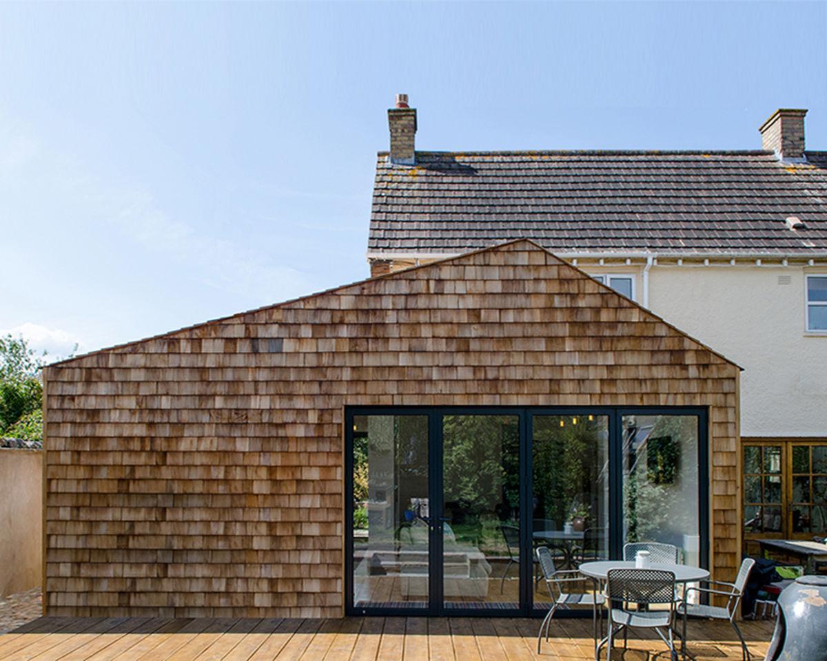 пристроенный гараж к деревянному дому фото спирально огибает малоберцовую