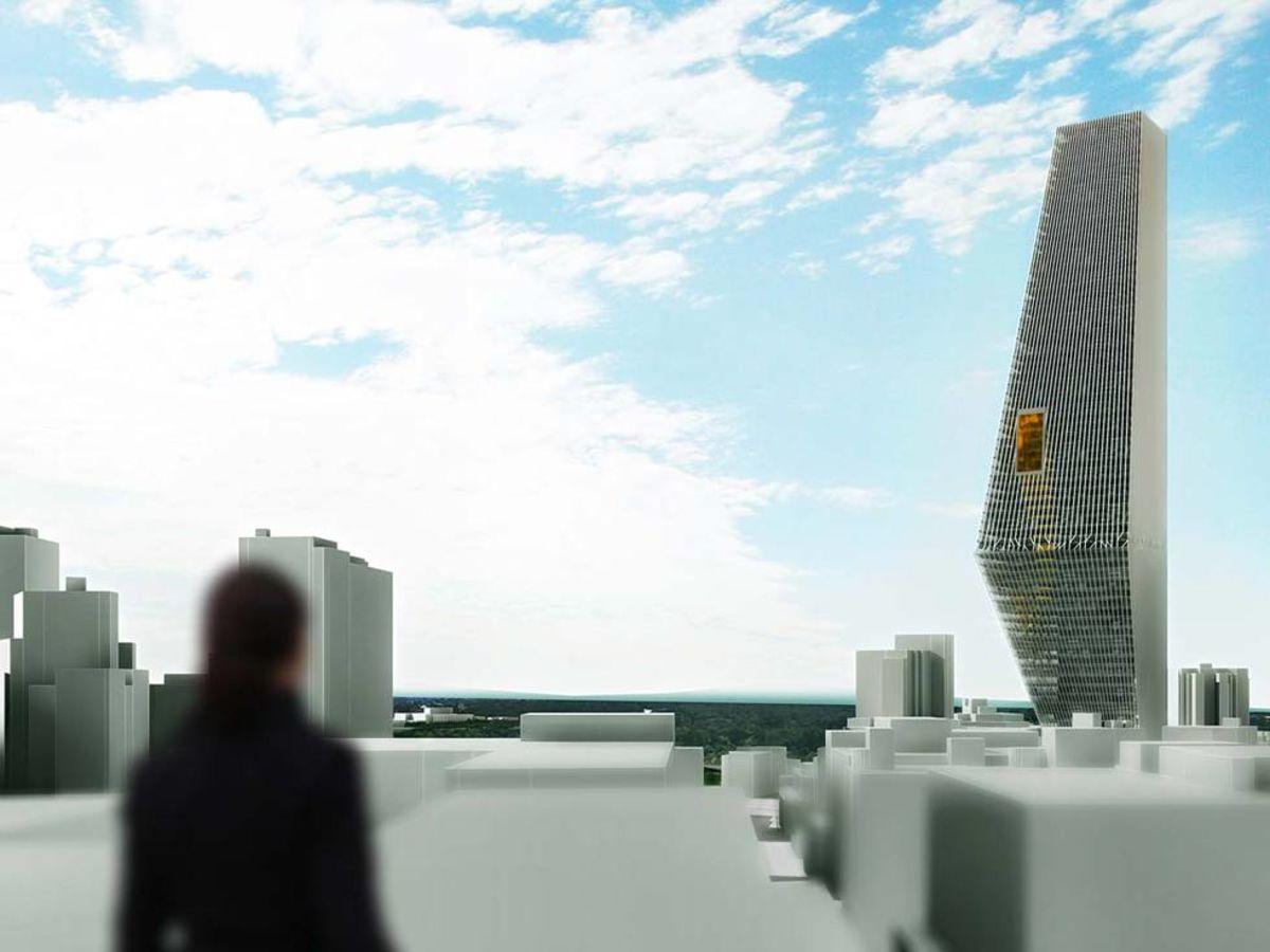 Oma 183 Torre Bicentenario 183 Divisare