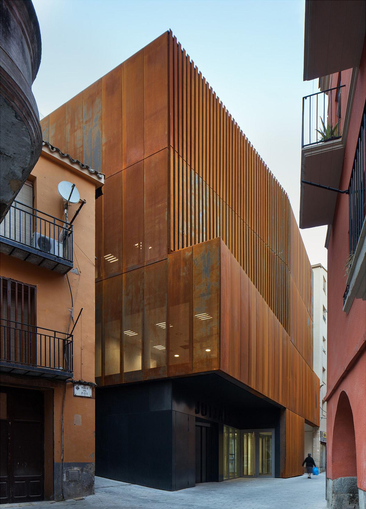 Arquitecturia Josep Camps Olga Felip Pedro Pegenaute