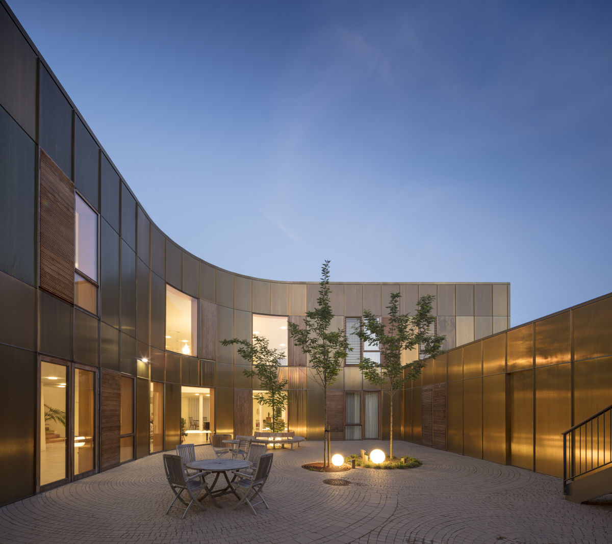 NORD Architects, Adam Mørk · Urban Hospice - a good place