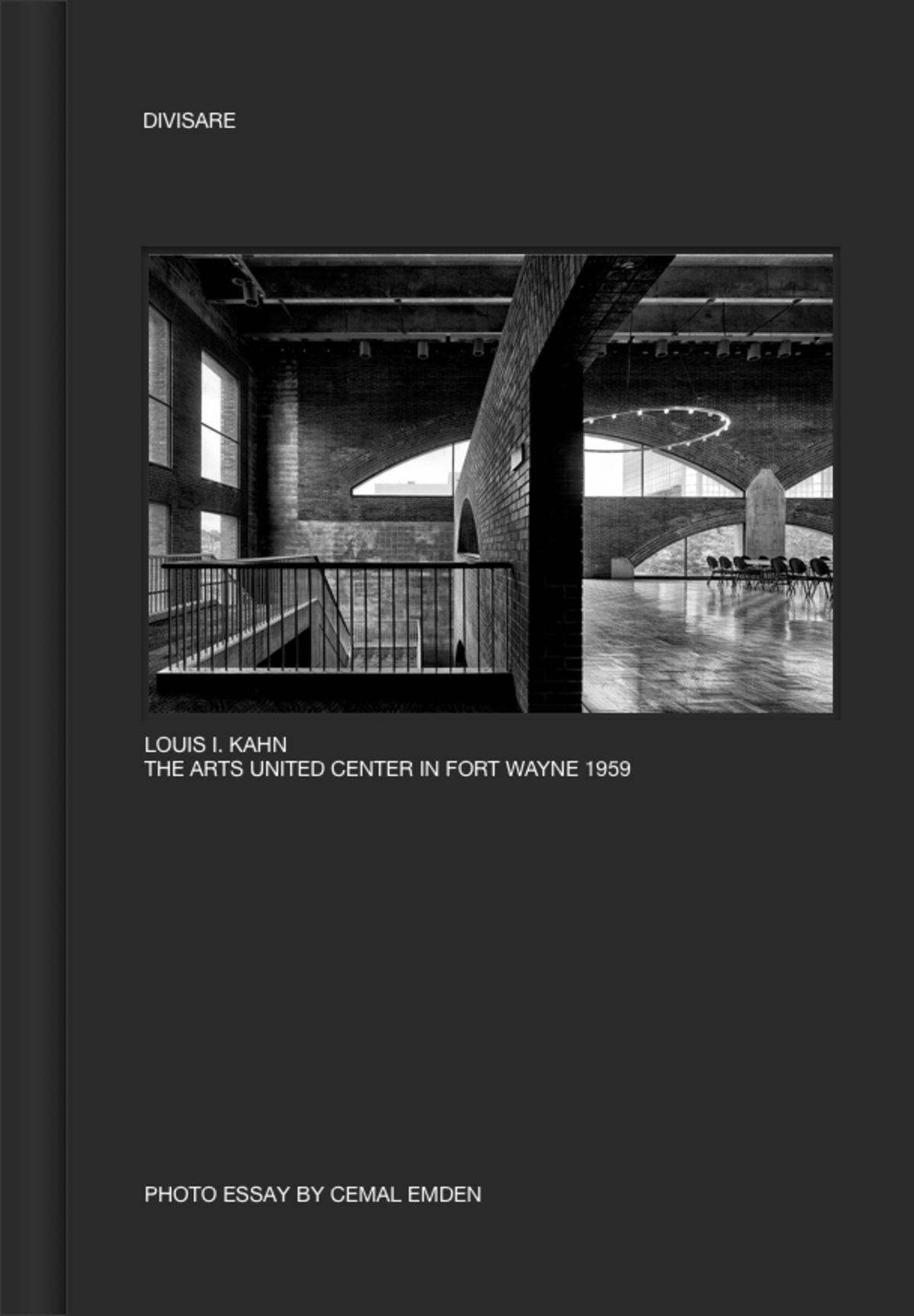 Louis I Kahn The Arts United Center In Fort Wayne 1959