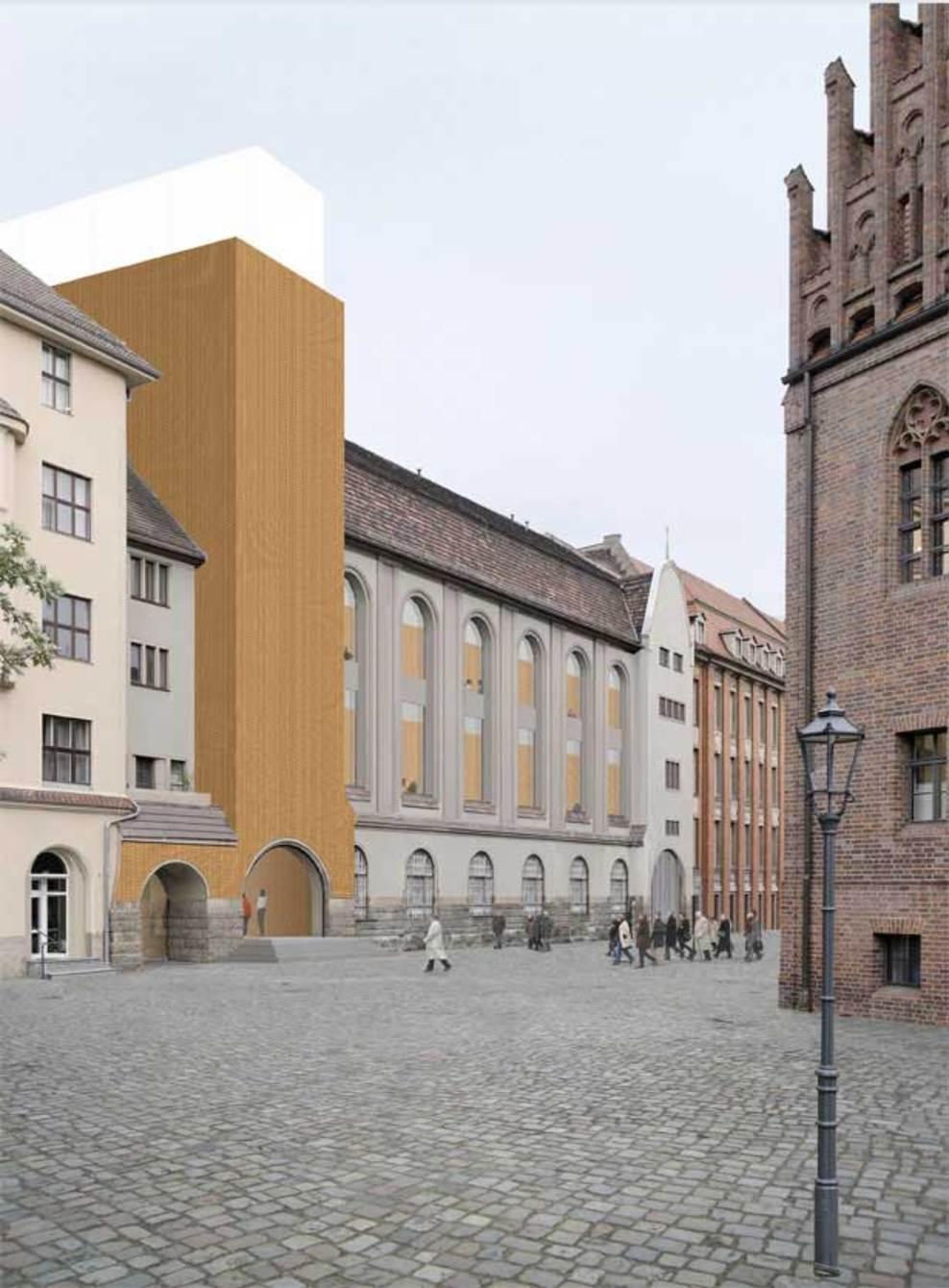 KUEHN MALVEZZI · Stadtmuseum Berlin im Marinehaus · Divisare