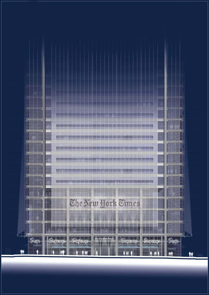 Rpbw Michele Nastasi The New York Times Building Divisare