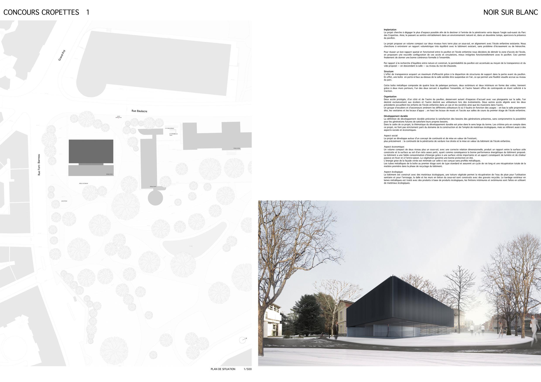 Villa Terre Du Sud mauro turin architectes · school and public equipment in the