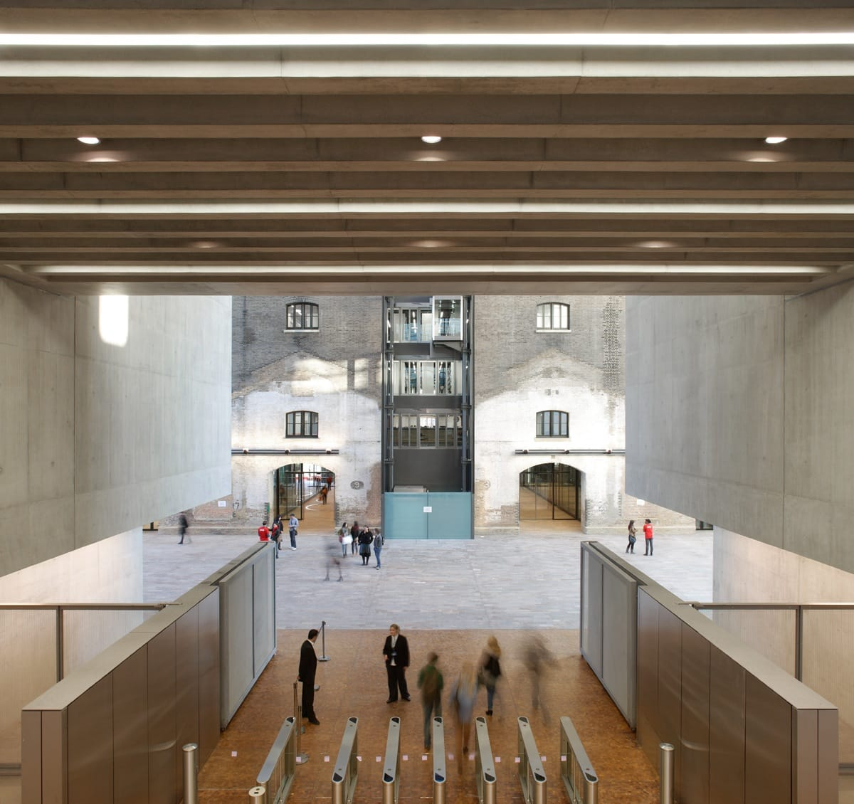 Stanton Williams Hufton Crow New University Of The Arts London Campus For Central Saint Martins At King S Cross Divisare