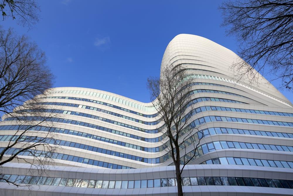 UNStudio, Ronald Tilleman · Education Executive Agency & Tax Offices