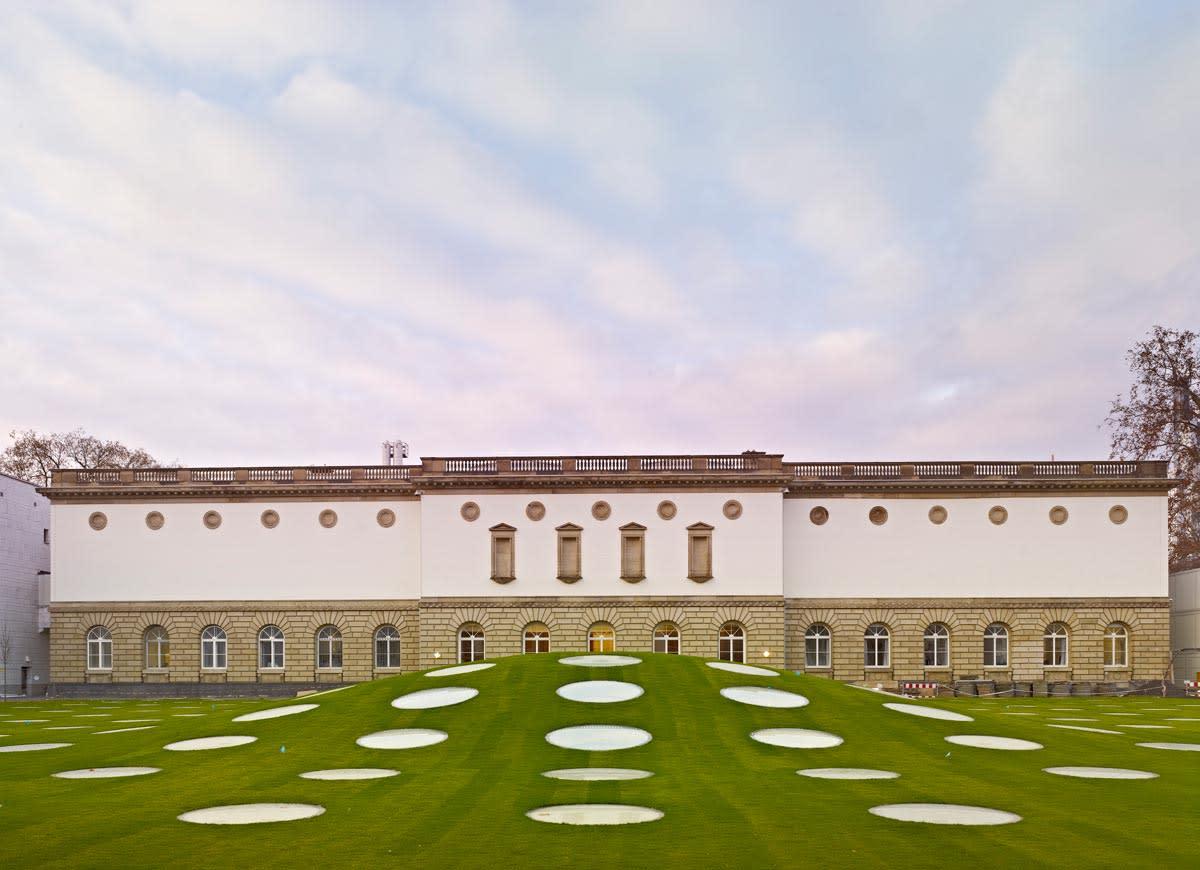 Schneider + Schumacher · Extension of the Städel Museum