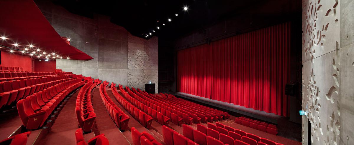 K-architectures, Luc Boegly · Saint-Nazaire Theatre · Divisare