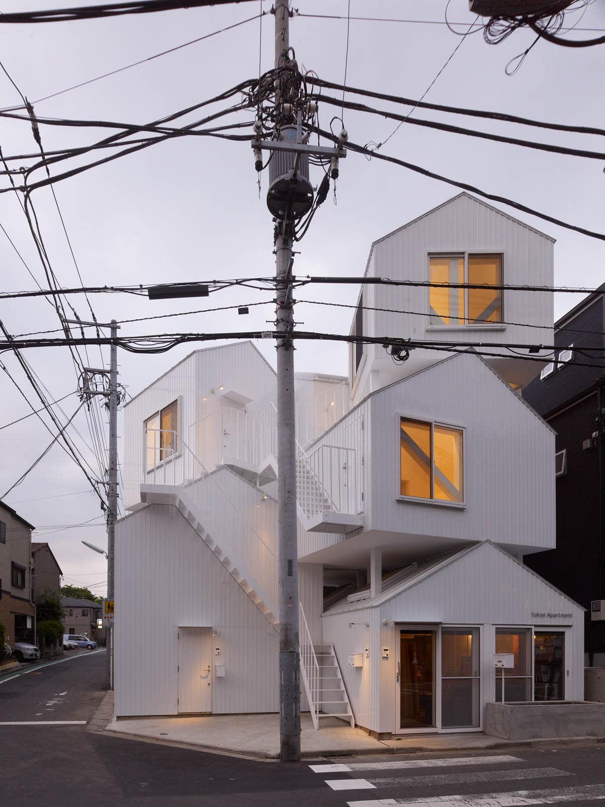 sou fujimoto architects tokyo apartment divisare