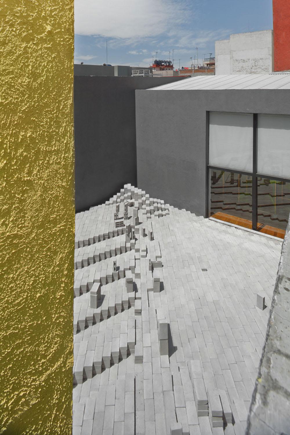 Frida Escobedo, Rafael Gamo · Eco Pavillion · Divisare