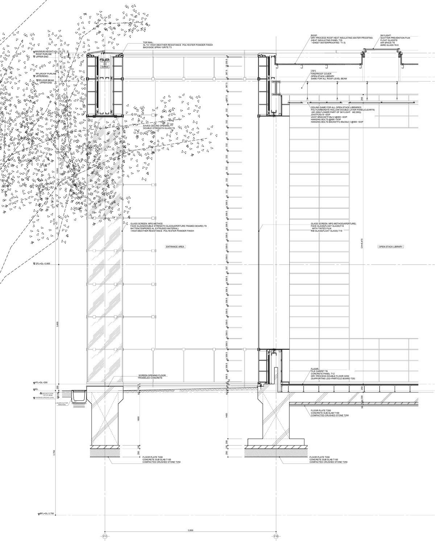 Sou Fujimoto Architects, Iwan Baan · Musashino Art