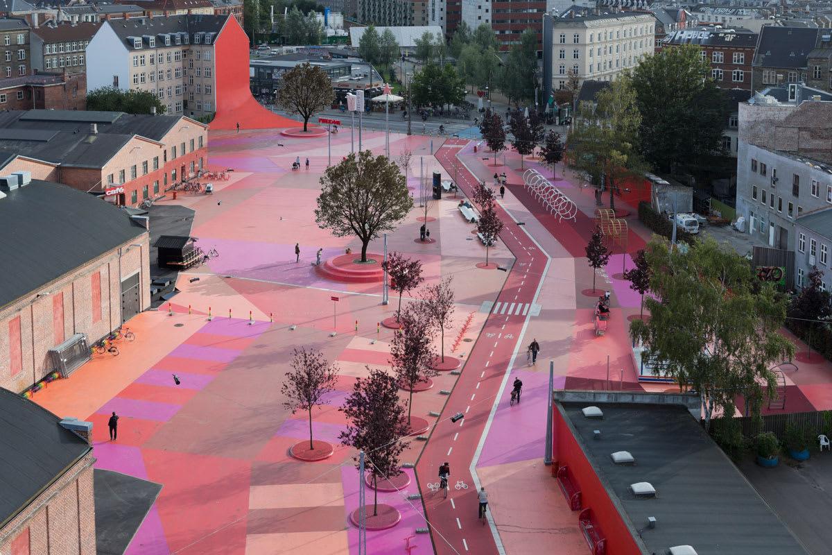 Urbanismo. Relación con el entorno y definición de la envolvente