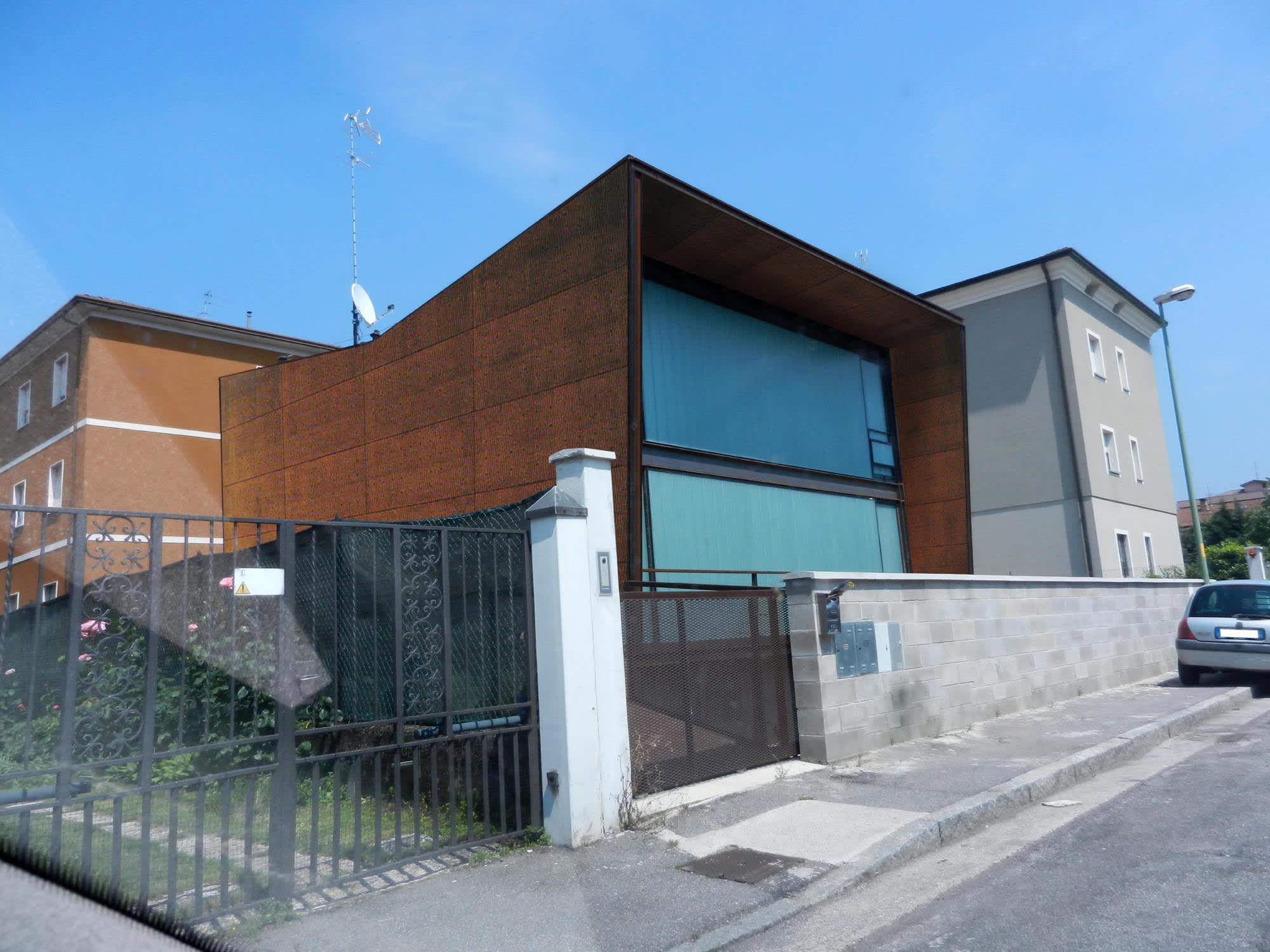 M rcio tolotti architetto whistlehouse brescia italy for Architetto brescia