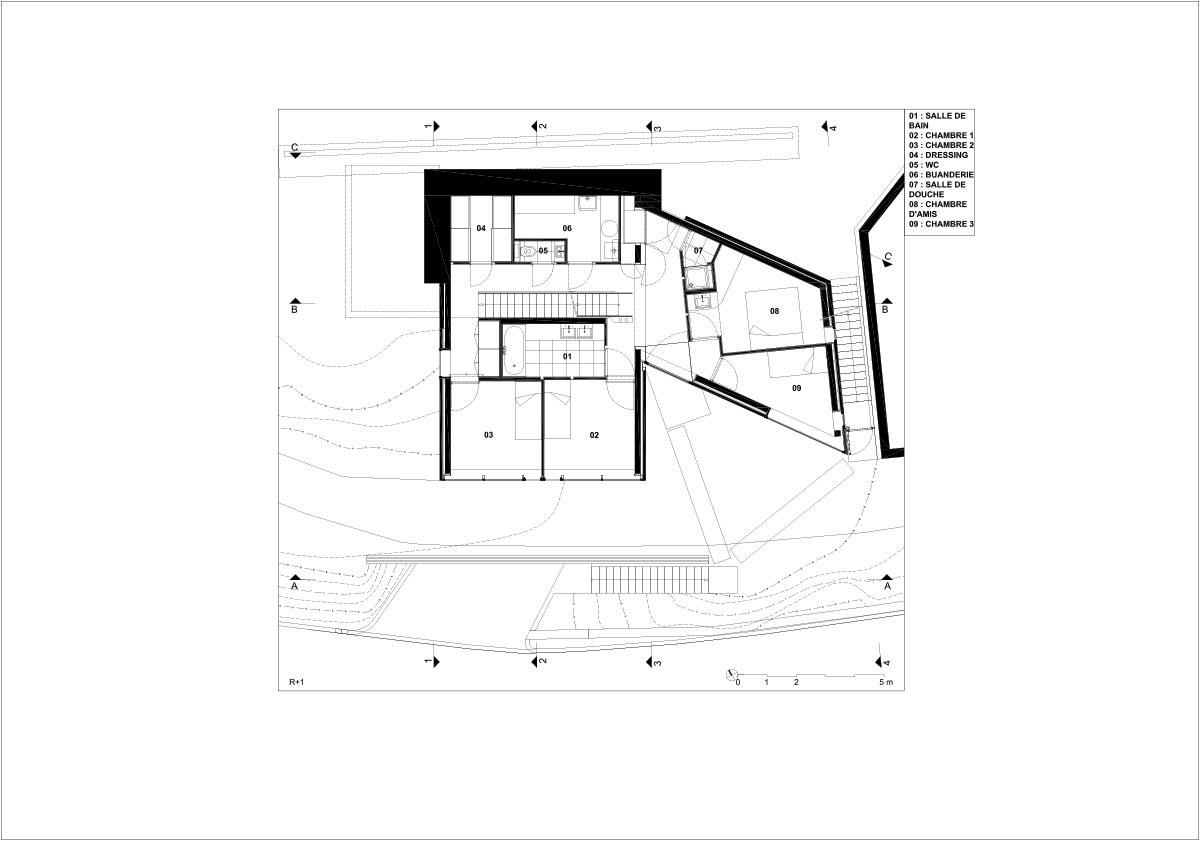 Atelier D Architecture Pierre Hebbelinck François Brix