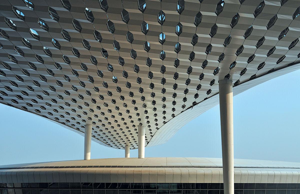 Fuksas 183 Shenzhen Bao An International Airport 183 Divisare