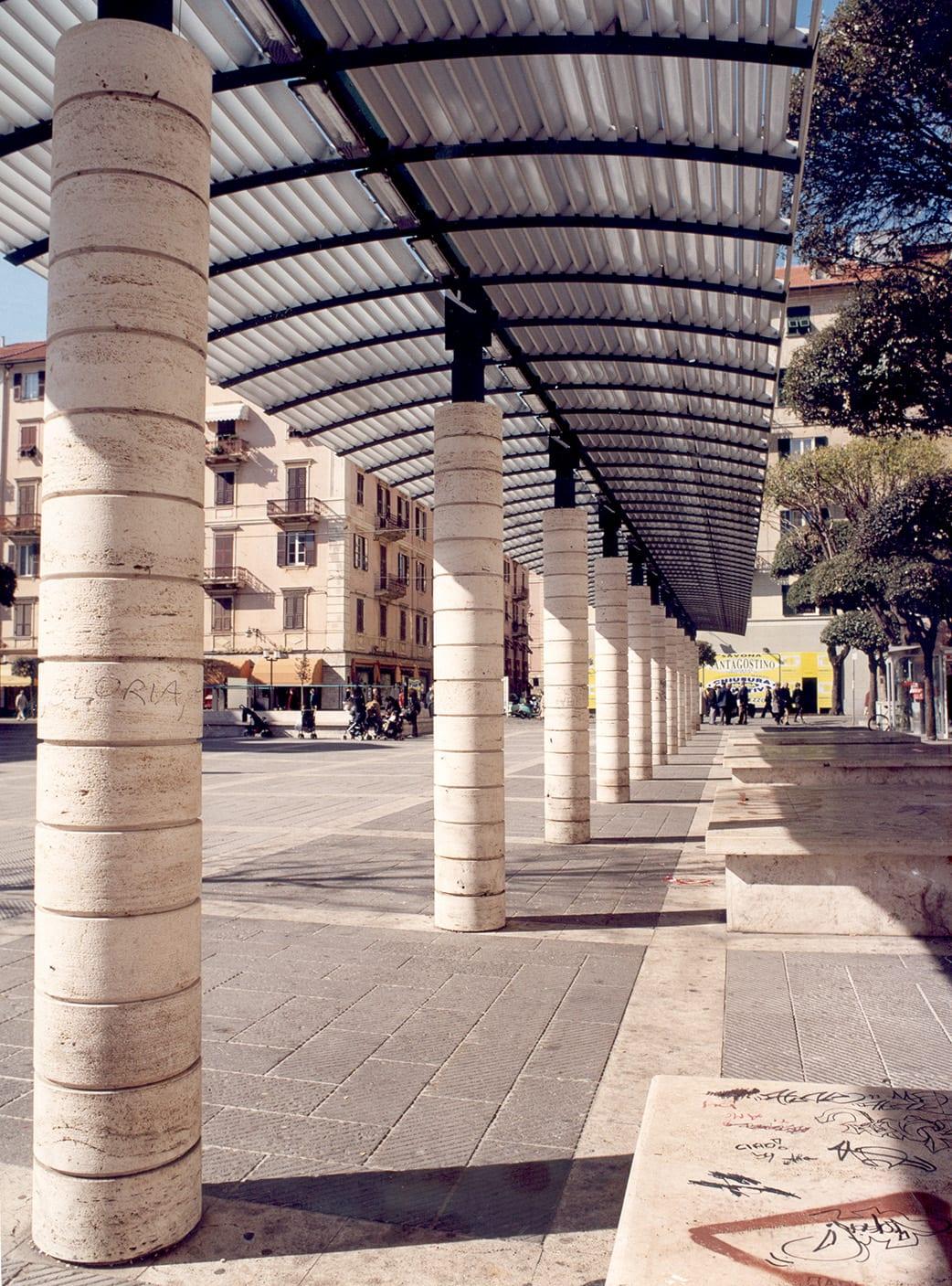 Alessandra Bianchi Architetto alessandra bonanni · piazza comunale sisto iv | savona