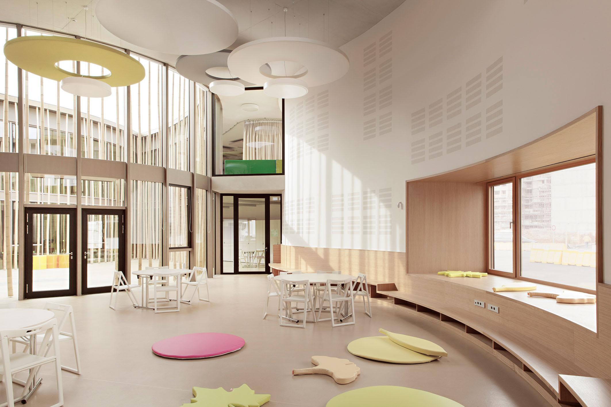 MoDus Architects · Preschool, Kindergarten and Family ...
