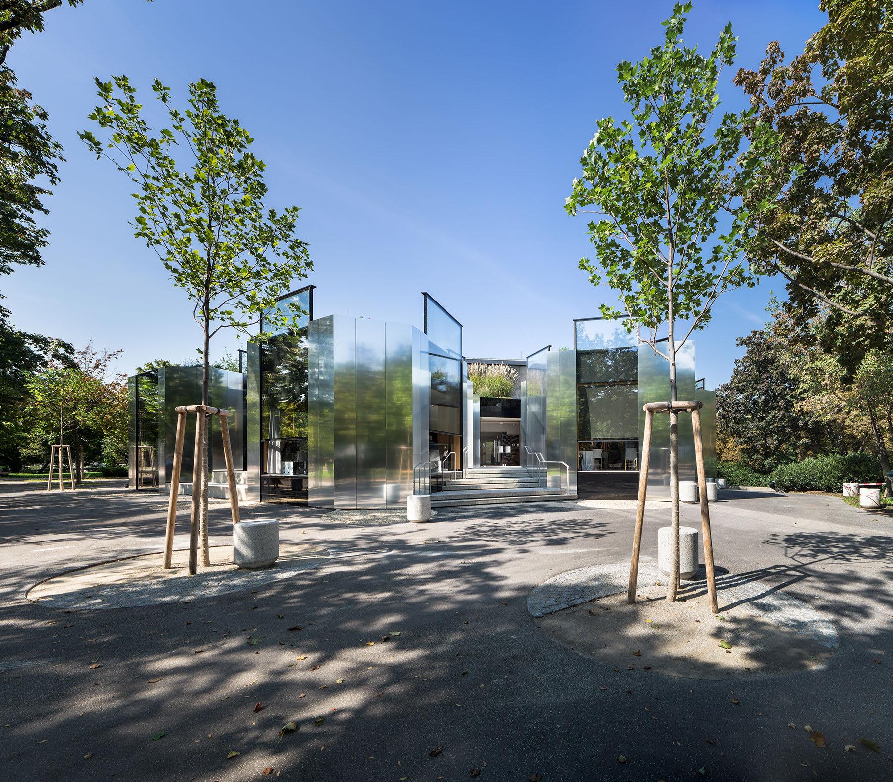 PPAG architects ztgmbh, pierer net · Steirereck im Stadtpark · Divisare