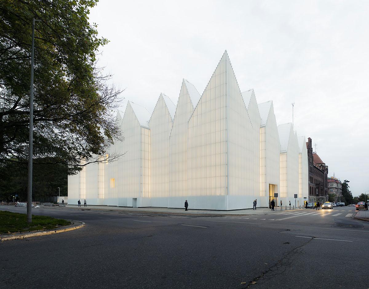 Barozzi / Veiga, Simon Menges · Philharmonic Hall Szczecin
