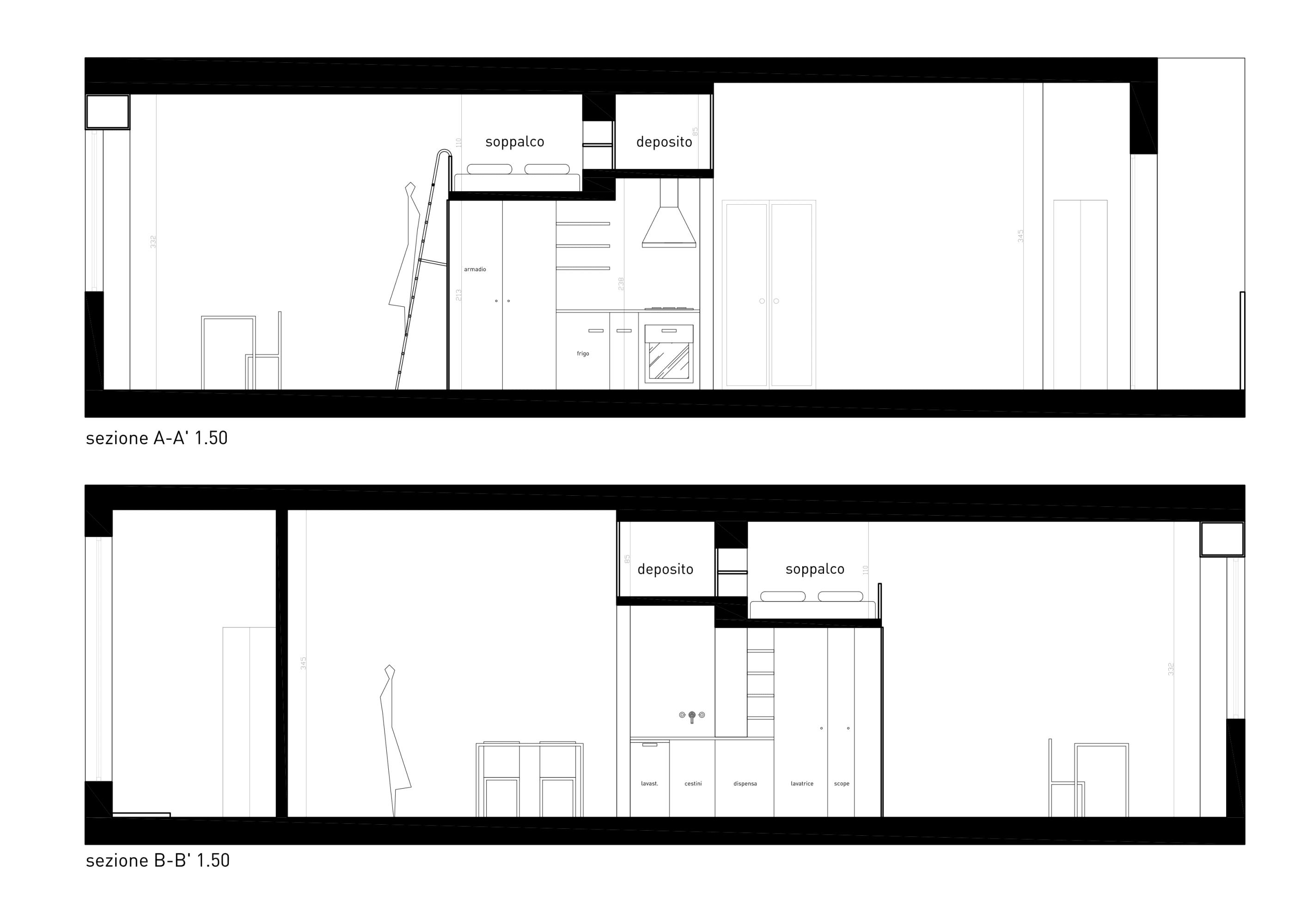 Progetto Casa 85 Mq supercake · microhouse · divisare