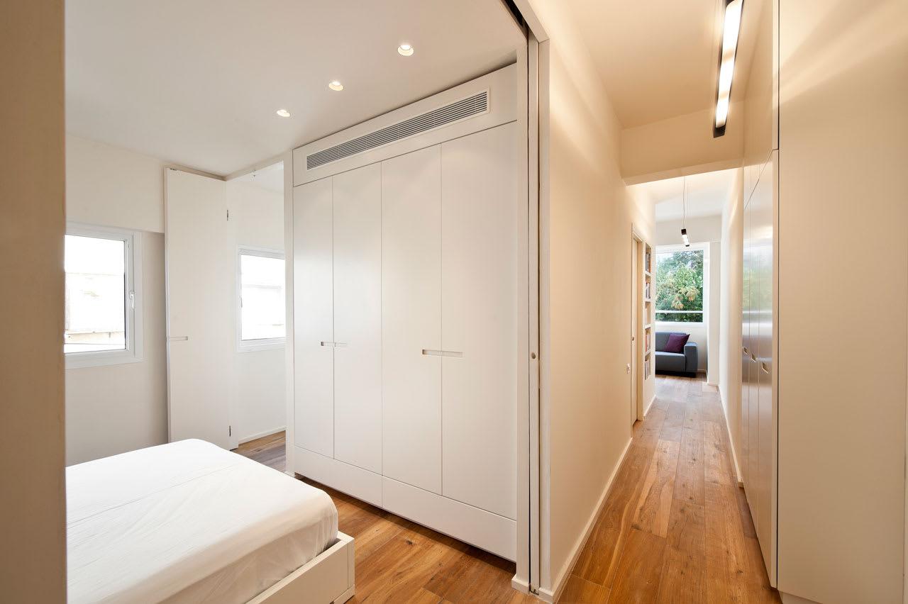 Sfaro Architects 40 Square Meters Apartment Divisare
