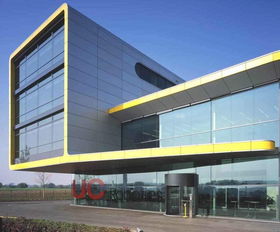 Gewers Kuhn Und Kuhn · New Headquarters For Fanuc Robotics