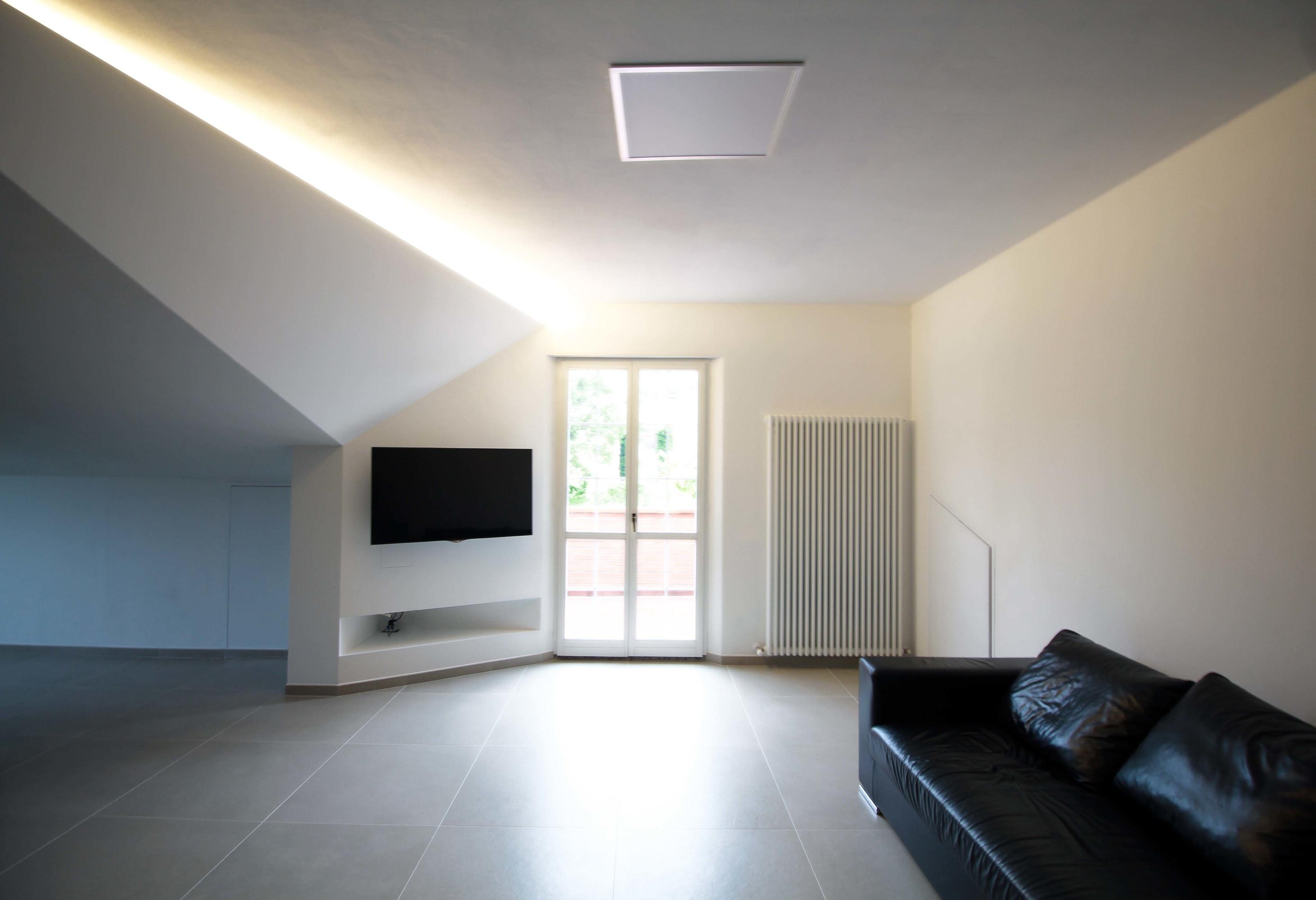 Stanza Studio In Casa laprimastanza, matteo battistini, davide agostini, steve