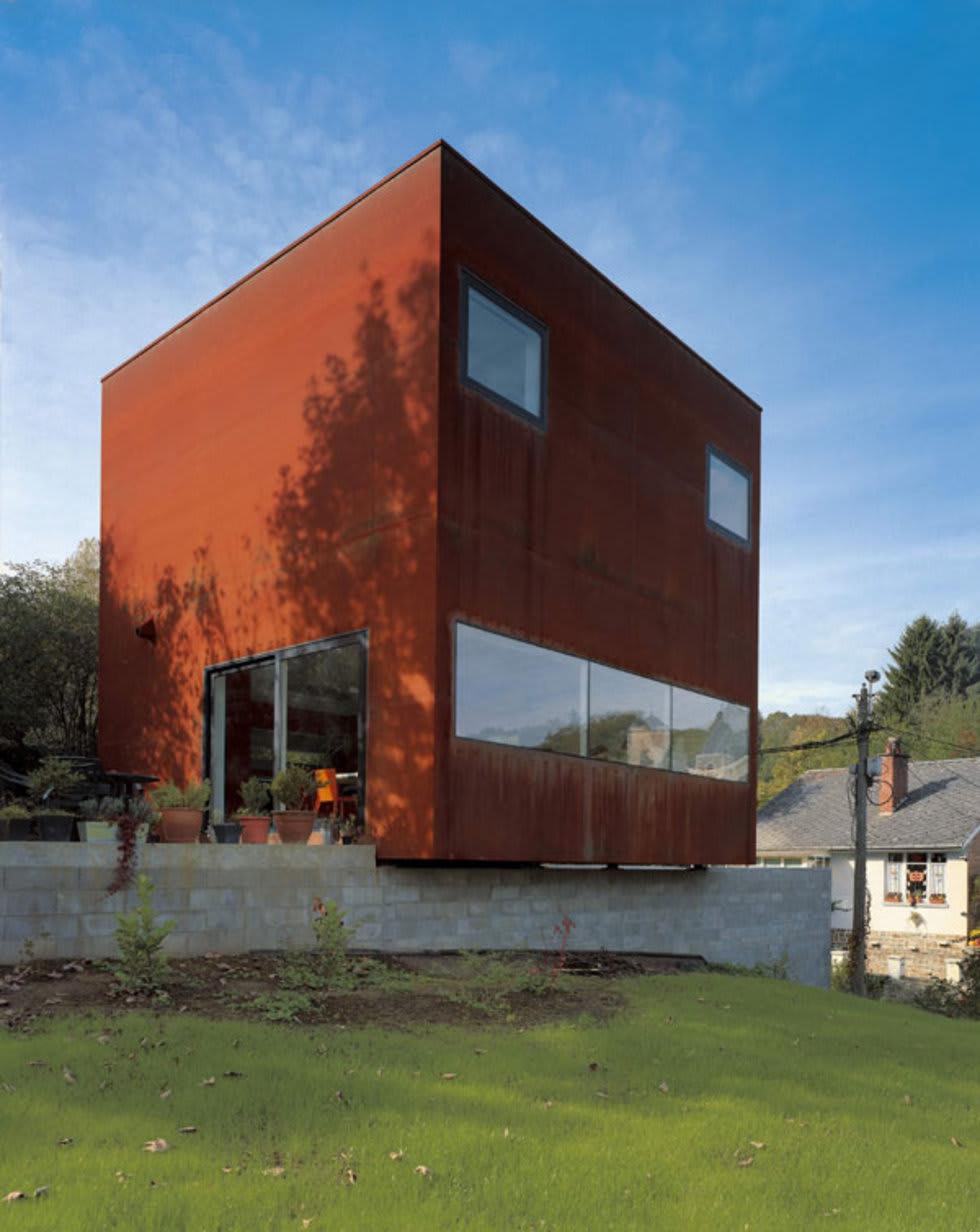 Atelier d\'Architecture Pierre Hebbelinck, Marie-Françoise ...