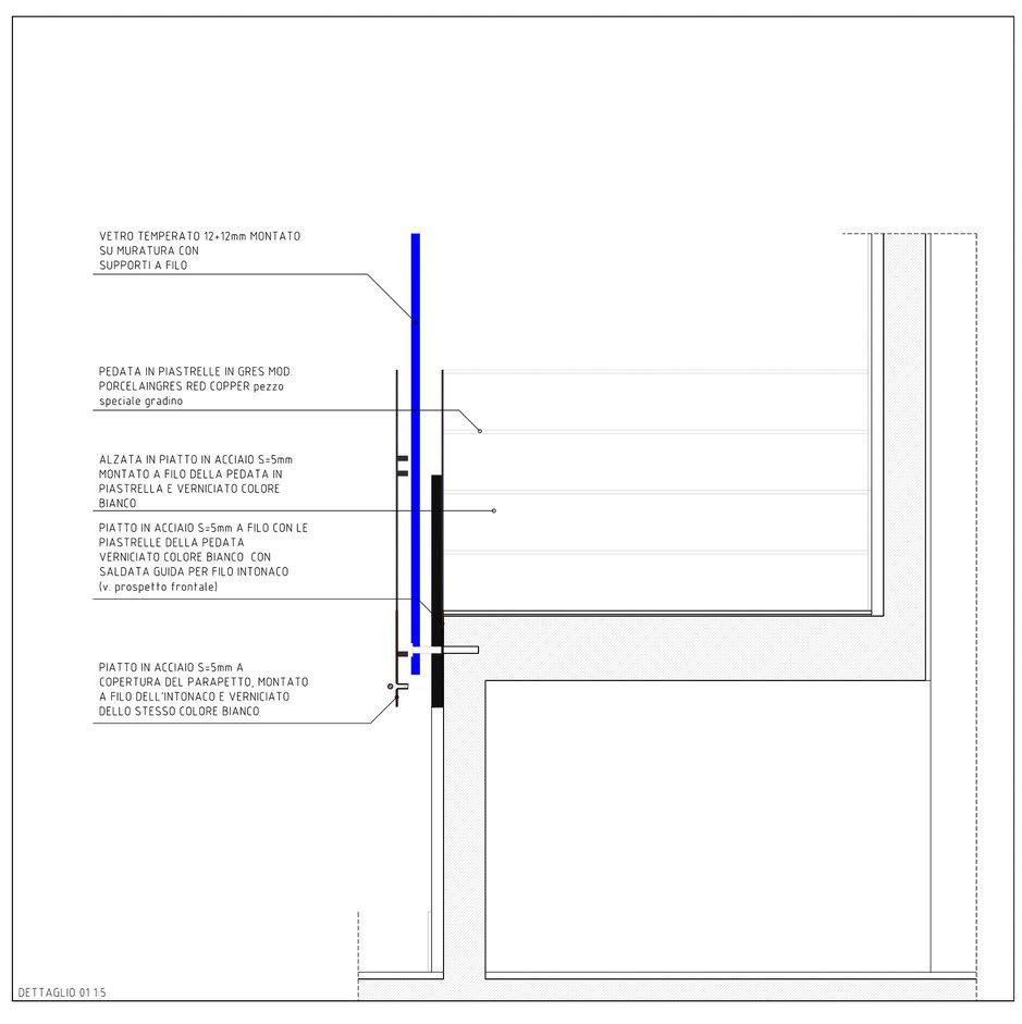 Altezza Dei Parapetti corde architetti, euro rotelli · uffici direzionali · divisare