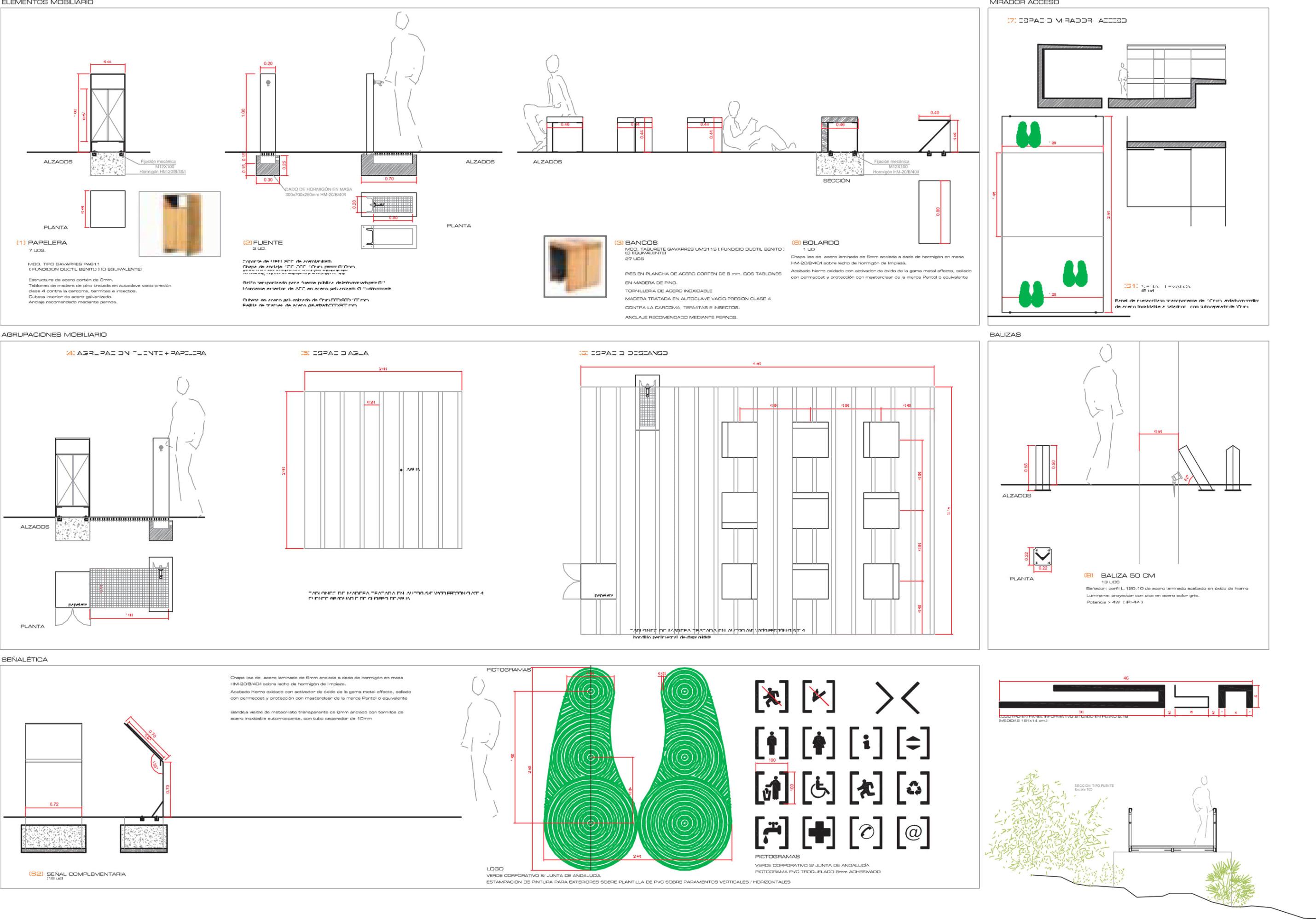 ISMO arquitectura y diseño, Fernando Alda · Botanical Garden ...