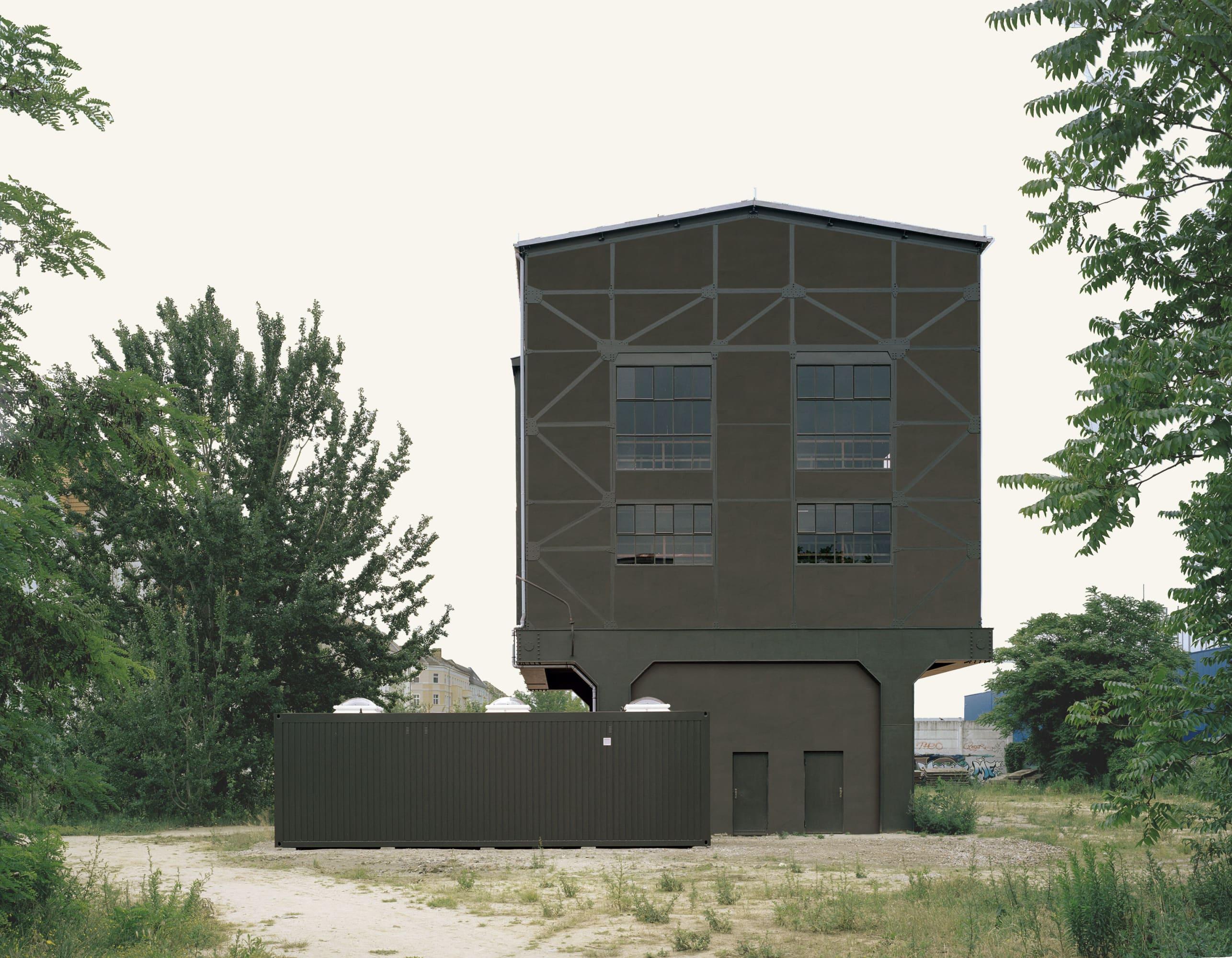 AFF architekten, Hans Christian Schink · Roundhouse