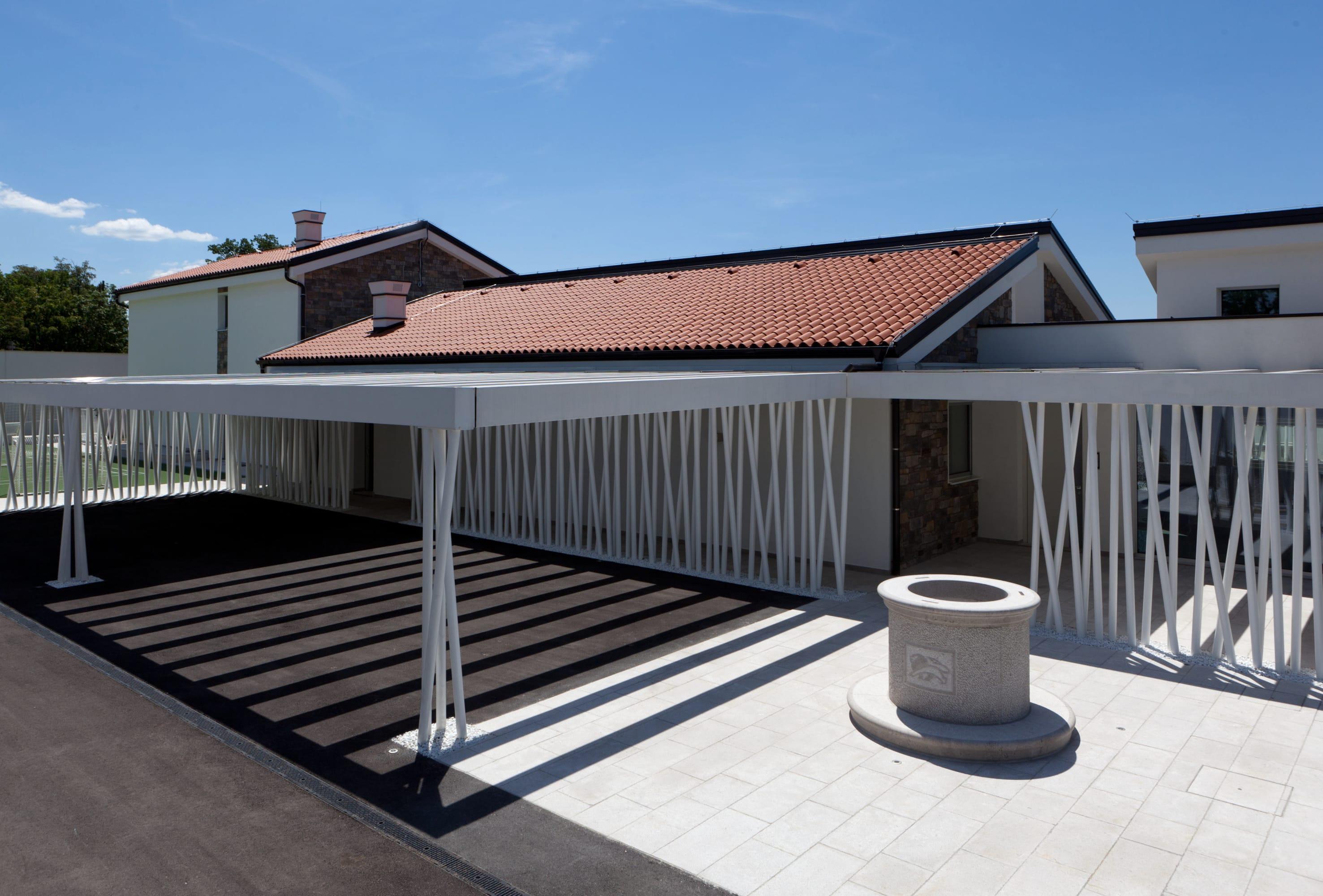 Architettura A Madrid on_office architettura · villa lokvica · divisare