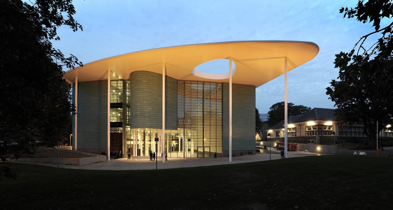 ART & BUILD Architect · Solvay Brussels School of Economics & Management ·  Divisare