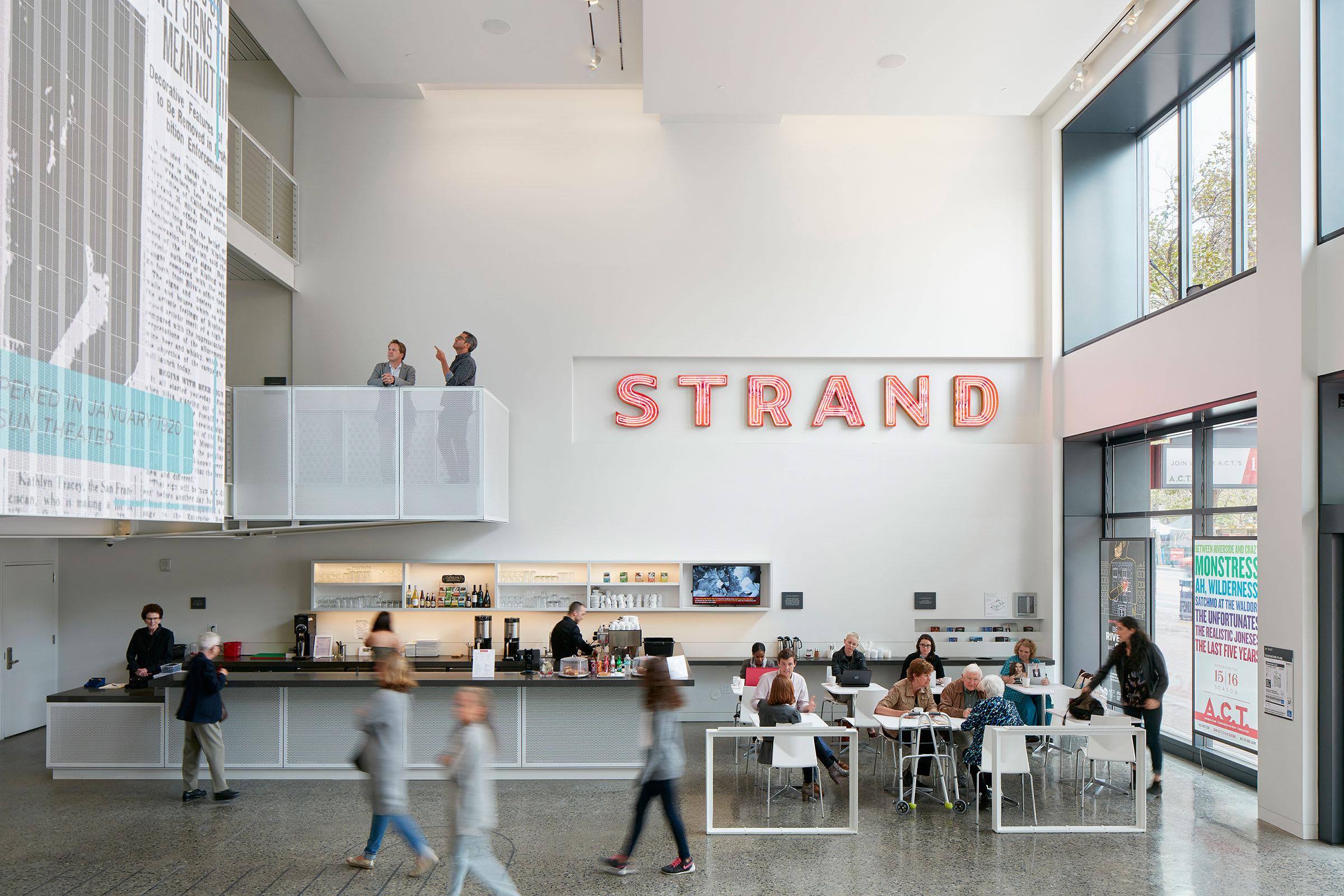 SOM Skidmore, Owings & Merrill, Bruce Damonte · The Strand, American