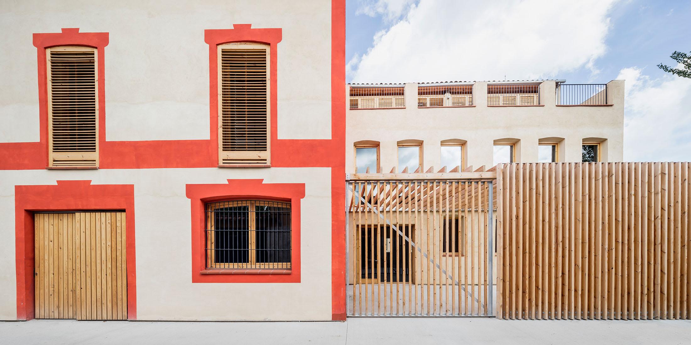 Taller 9S Arquitectes, Adrià Goula · Rehabilitation of old