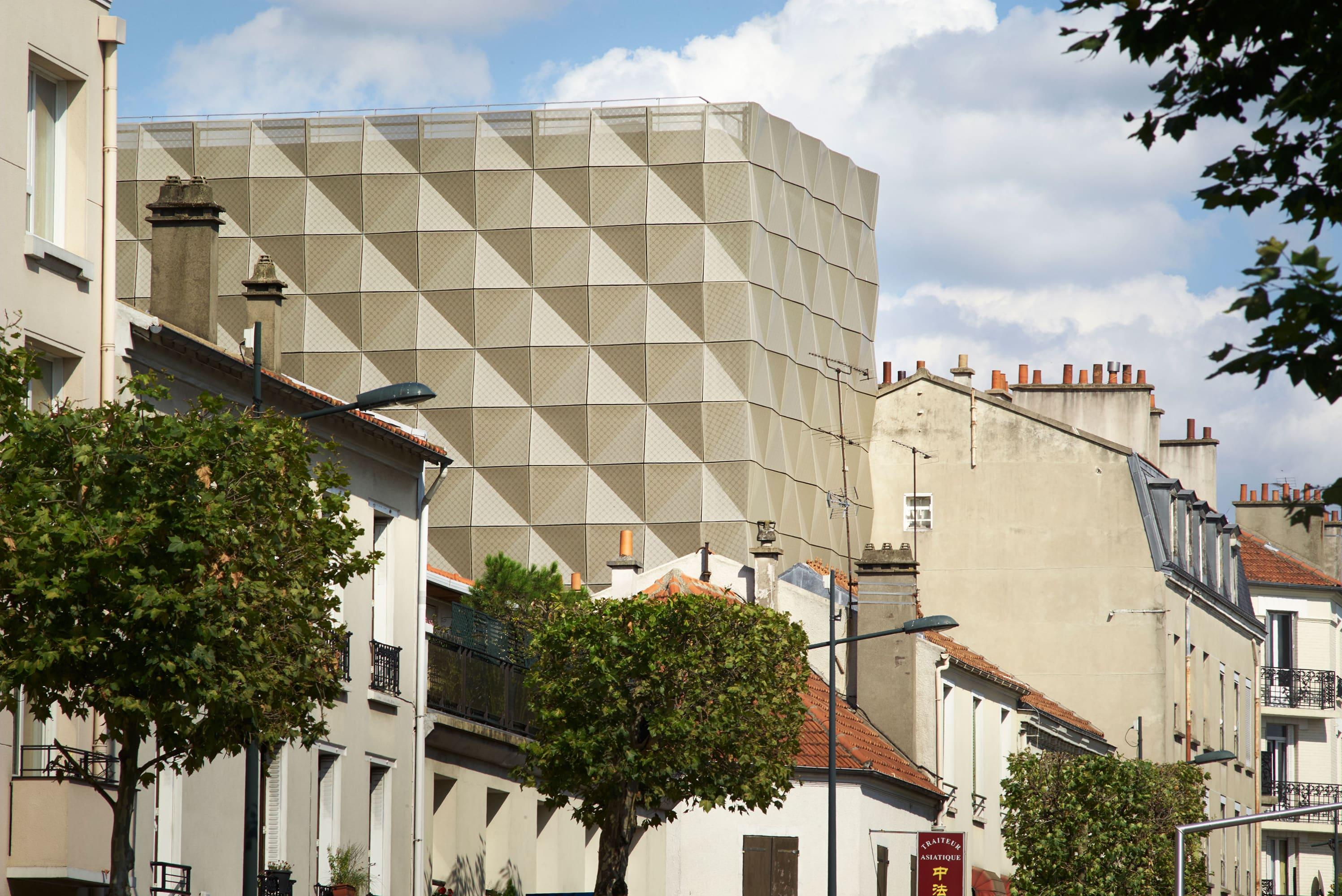 Lankry Architectes Julien Lanoo Dance School Aurelie