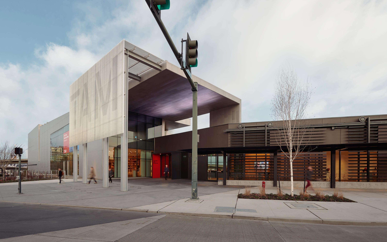 Olson Kundig, Benjamin Benschneider · Tacoma art Museum