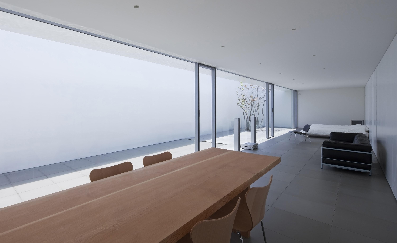 Shinichi Ogawa Amp Architects 183 Minimalist House 183 Divisare