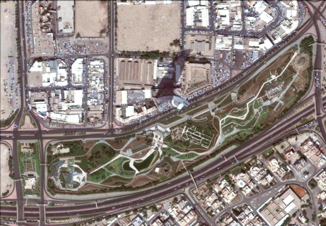 PROEM, Nelson Garrido · Al Shaheed Park · Divisare
