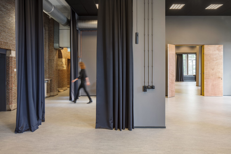 Tomdavid Architecten Stijn Poelstra Willem De Kooning Academie Divisare