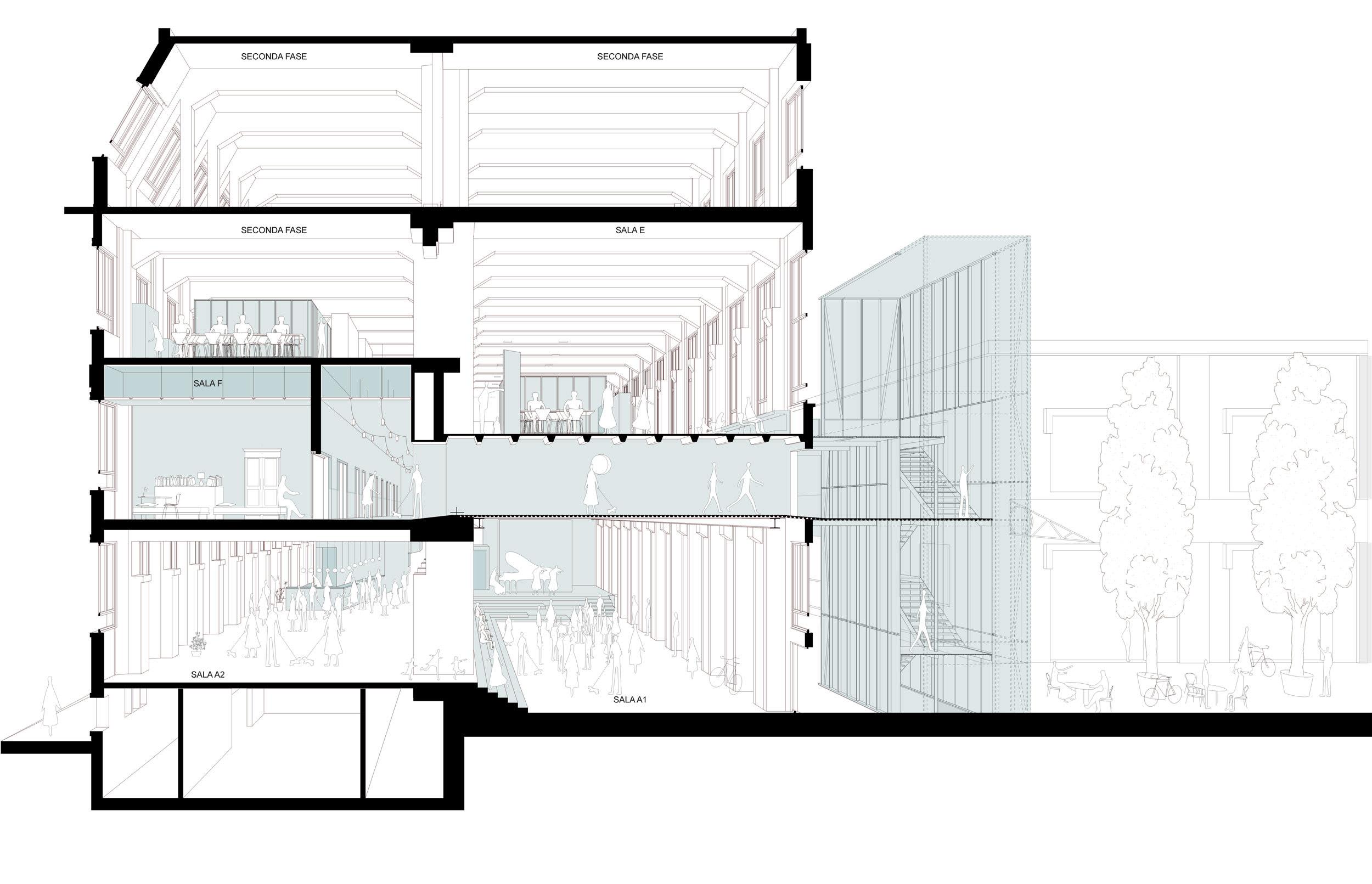 Studio La Sala Milano onsitestudio, anders sune berg, giovanna silva · base milano