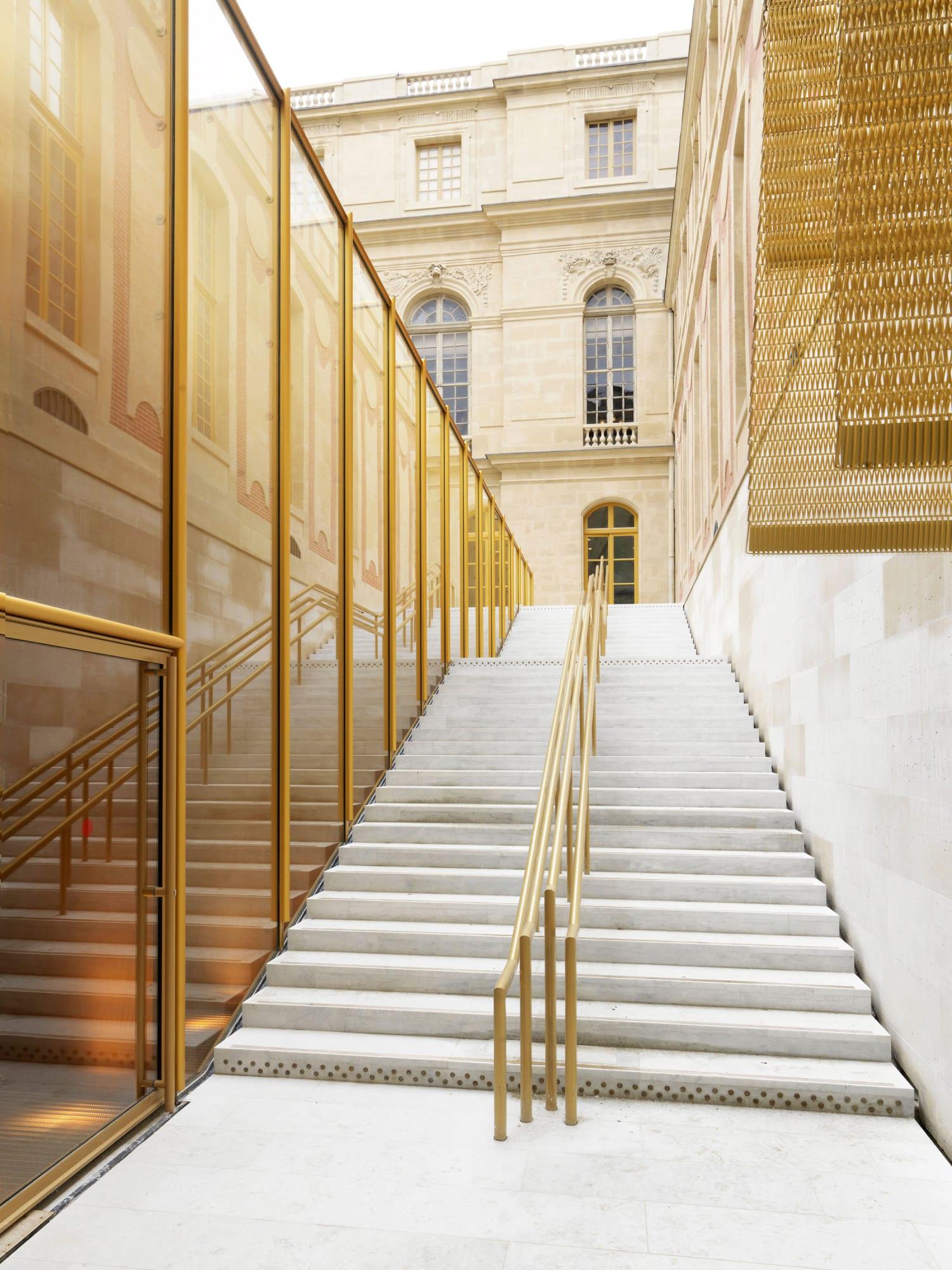 Dominique Perrault Architecture Gaëlle Lauriot Prévost