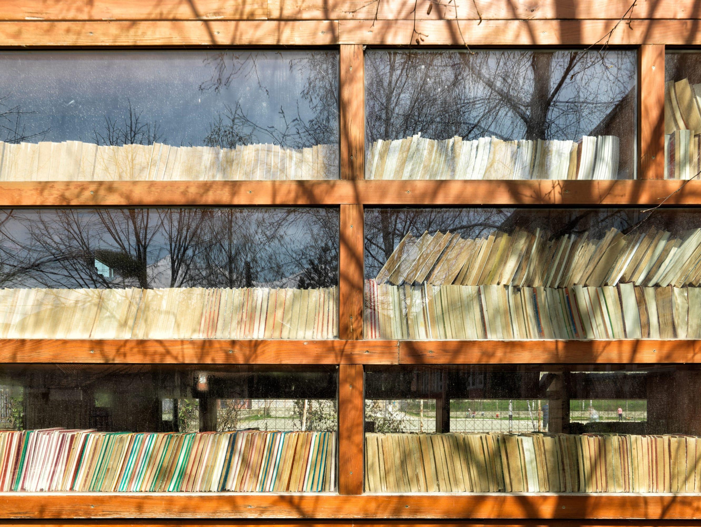 Bujar Nrecaj Architects Cemal Emden Bunateka Libraries Divisare