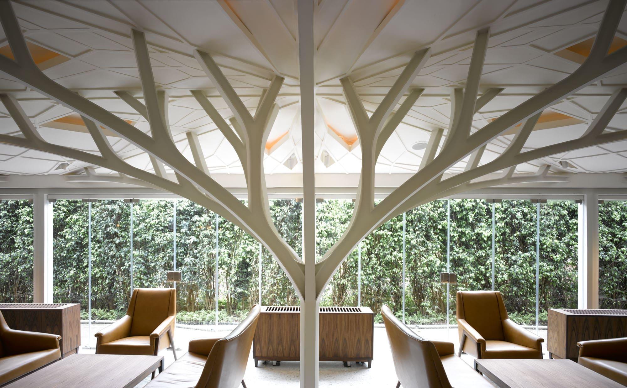 Serie Architects The Tote Divisare