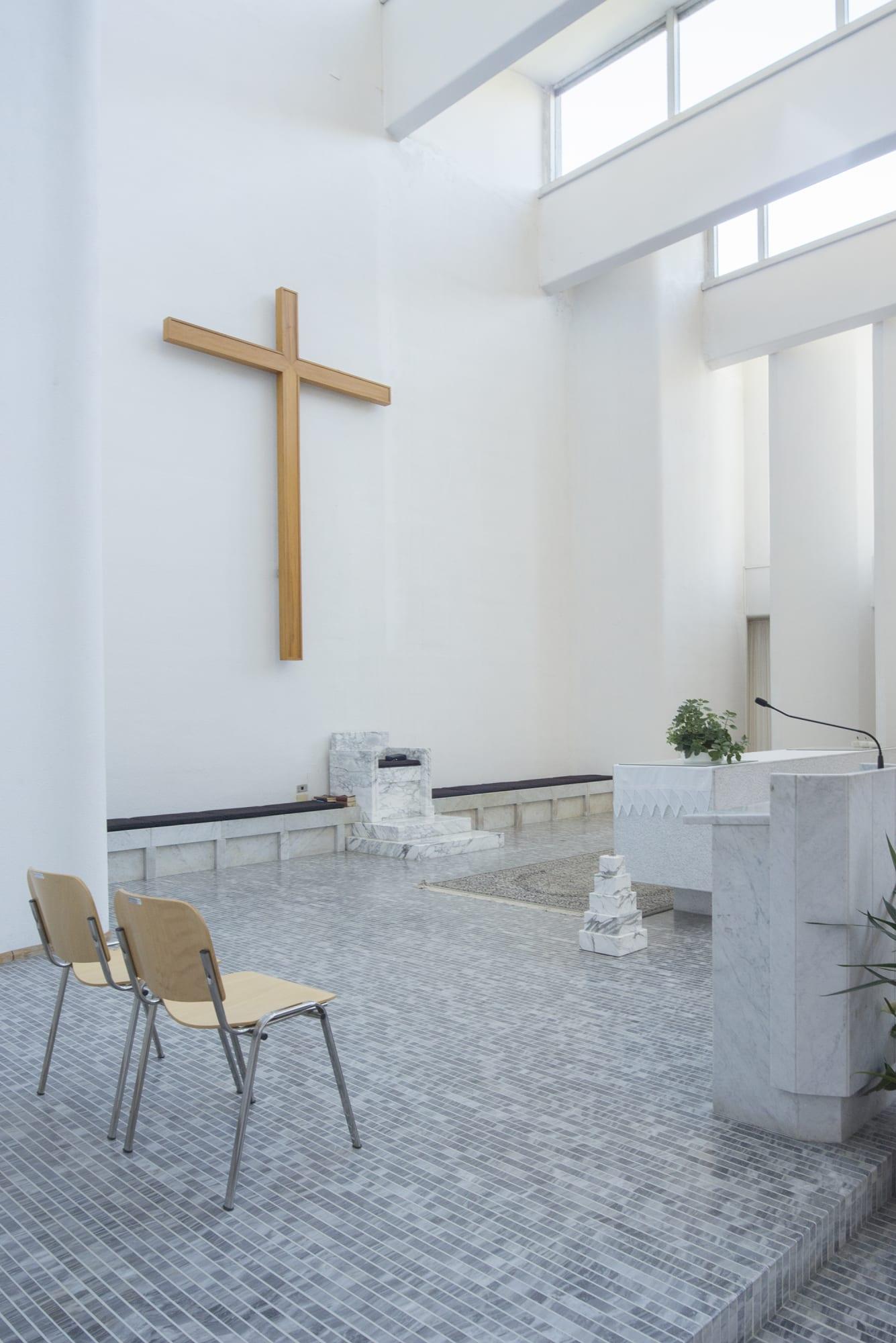 Alvar Aalto Alba Deangelis Church Of The Assumption Of