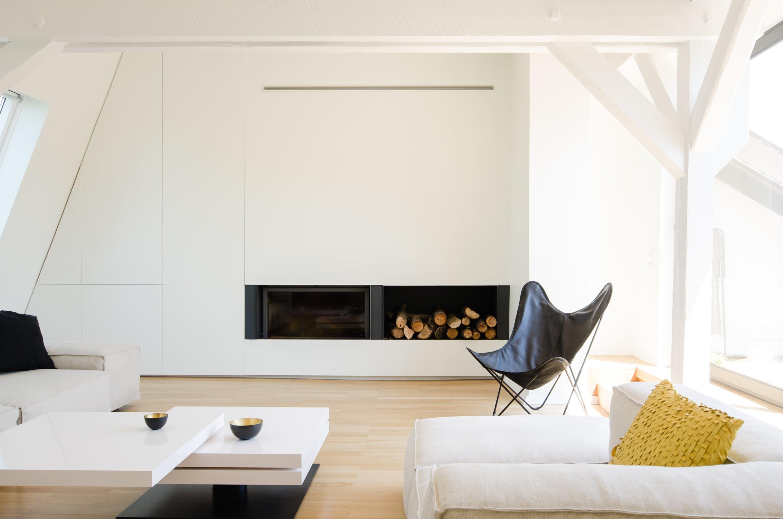 f+f architectes · The Attic - conversion of an duplex ...