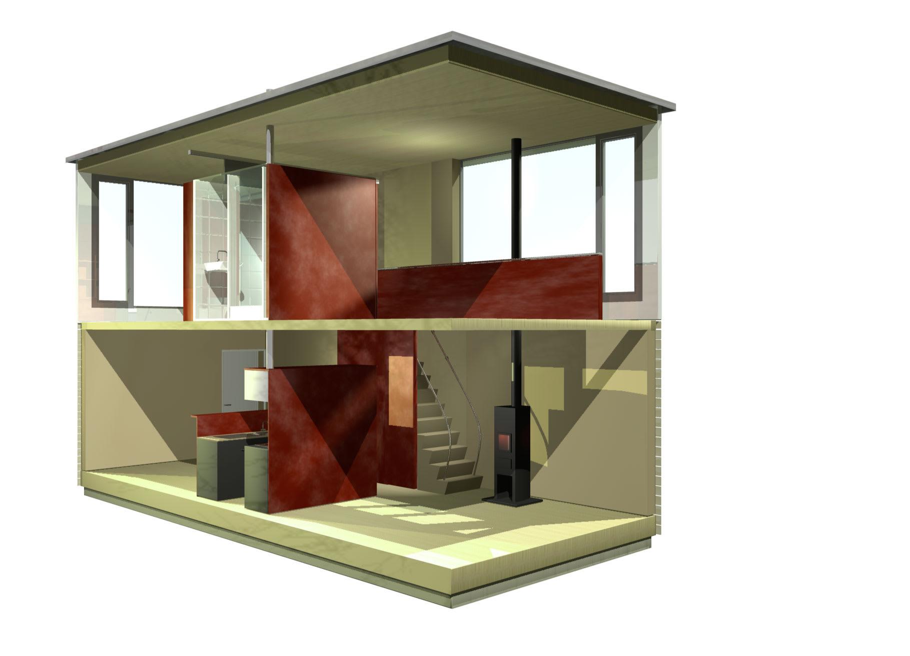 Bauart Smallhouse Divisare